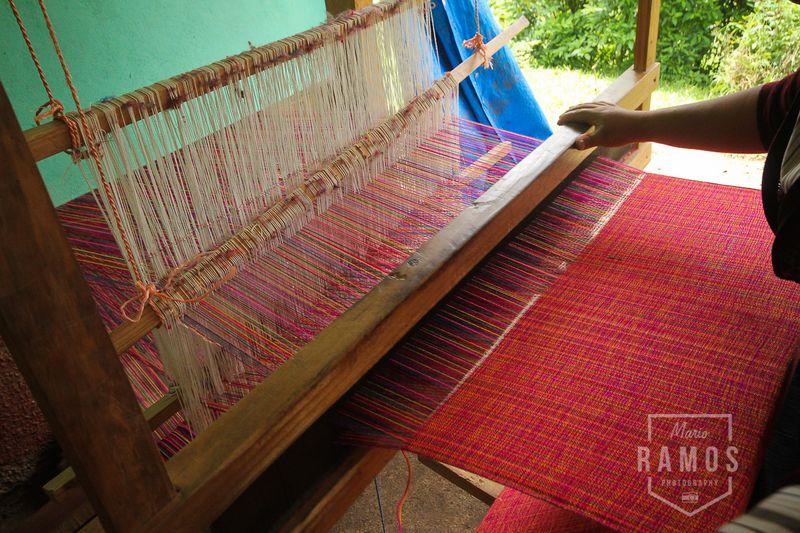 Los telares La Esperanza Intibuca Honduras